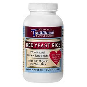 red yeast rice capsules picture 2
