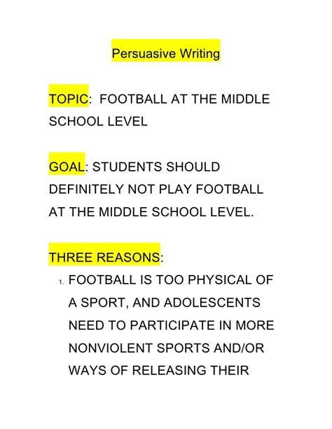 persuasive sch on how to tell teens not picture 14