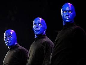 blue skin picture 1