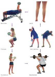 strength training exercises with weights for weight loss in women picture 6