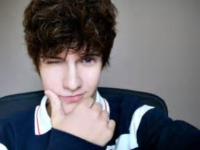 boys with brown hair picture 3