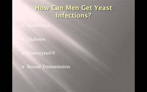 guys with yeast infections picture 6