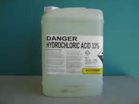 hydrochloric acid for h picture 1