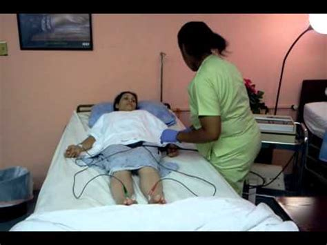 women ekg test a playlist dailymotion picture 9
