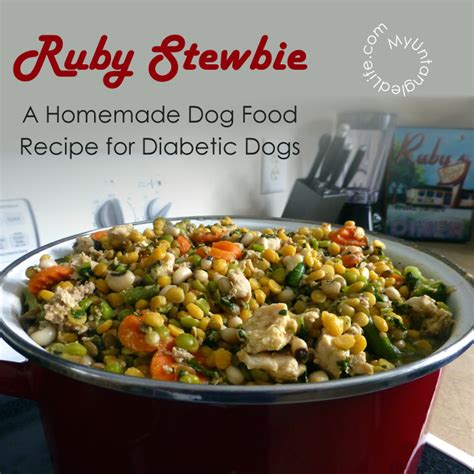 diabetic food for dogs picture 1