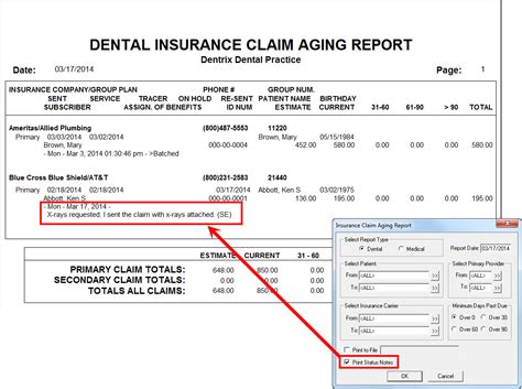 understanding an aging reports picture 2