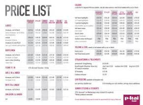 prices for hair styels picture 6