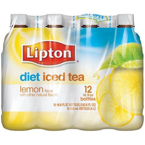 caffeine free diet lipton iced tea mix picture 11