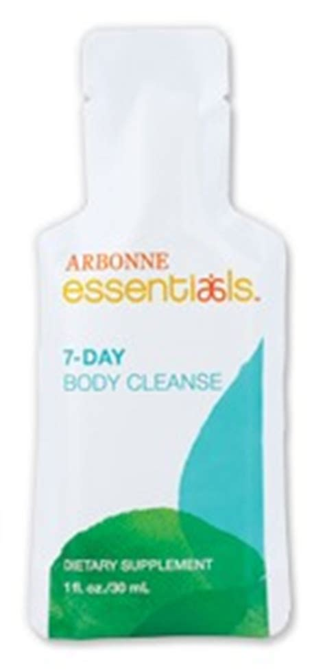 arbonne essentials body cleanse review picture 3