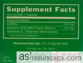 liveraide silymarin capsule studies picture 2