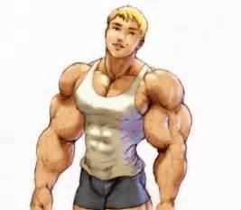 deviantart muscle morph picture 2