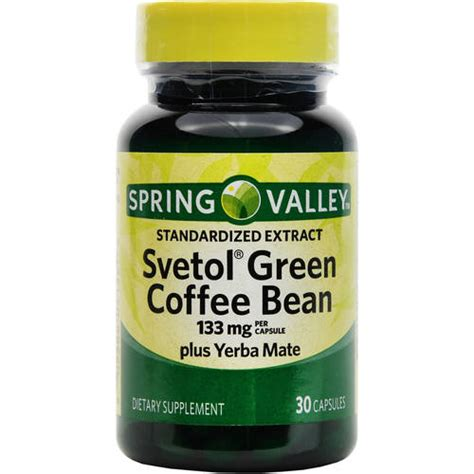 green coffee bean extract walmart picture 1