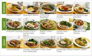 diet meal menus picture 3