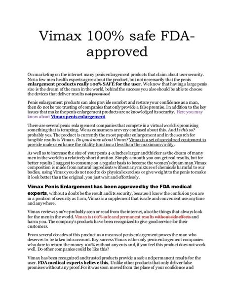 vimax pills fda approved picture 1