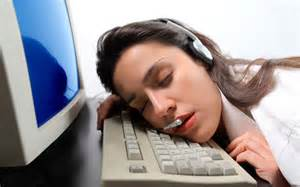 picture of someone asleep on the job picture 14