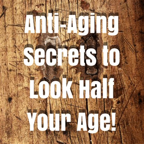 ageing secrets picture 11