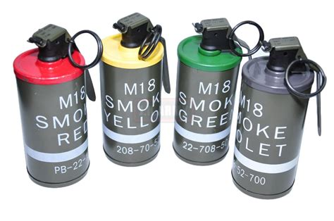 paintball smoke grenade picture 3