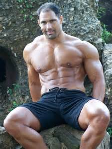 muscle hairy men pics, tumview picture 5
