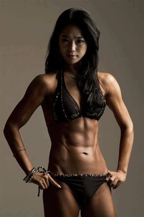asian female fitness picture 3