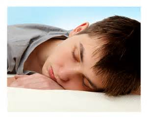 sleeping young boys picture 6