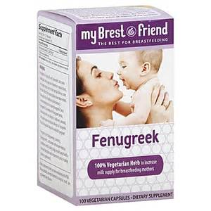 fenugreek for breastfeeding picture 1
