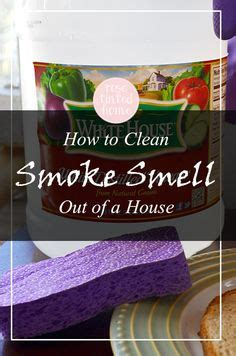 cleaning smoke smell picture 13