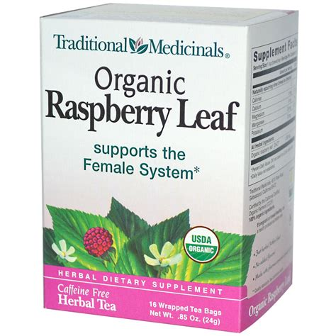 do they sell the red rasnerry leaf tea picture 3