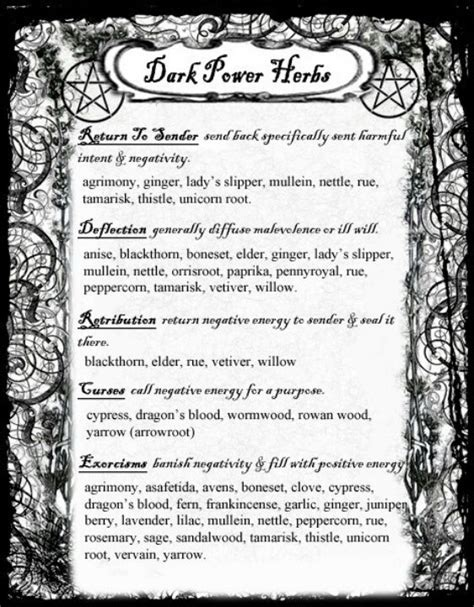 wiccan herbal spells picture 17