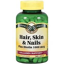 vitamins for hair skin nails for black women picture 2