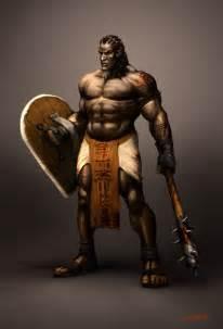 big muscle men 3d murph fantasie art picture 2