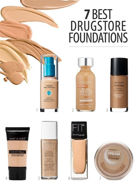 best drug store foundation for olier skin and picture 3