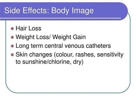 weight gain, hair loss, rash picture 3
