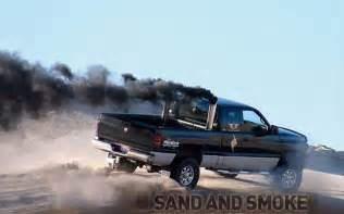 6.6 duramax blows blue smoke picture 7