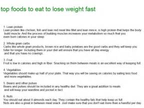 best diets for fast weight loss picture 2