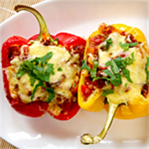 atkins diet stuffed peppers recipes picture 9