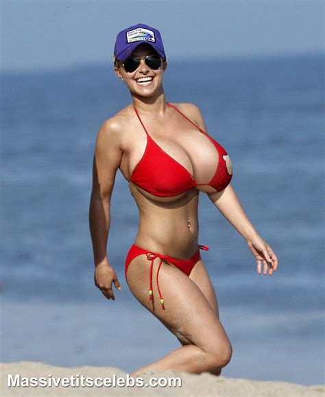 big morphed breast women picture 11