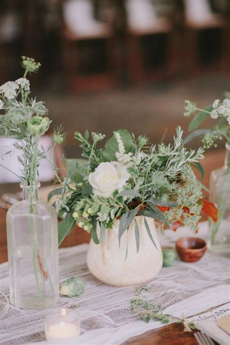 Table centerpieces herbal picture 2