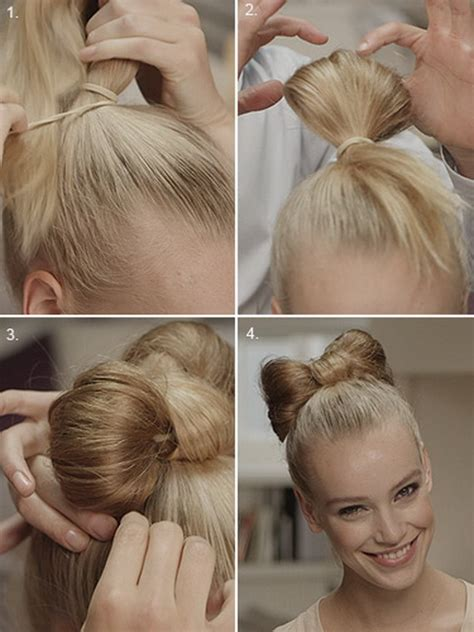 easy to do hair styles picture 2