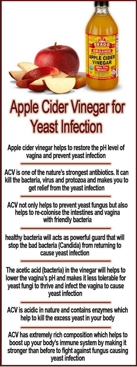apple cider vinegar and yeast infections picture 6