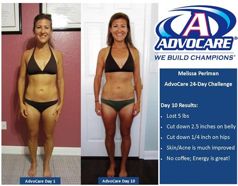 advocare 24 day challenge causing acne picture 1