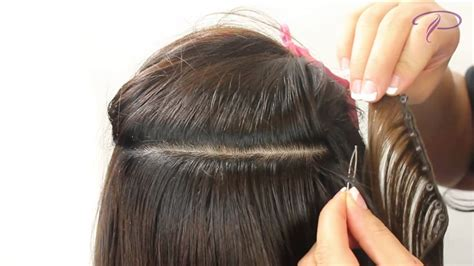 clip on hair wefts picture 6