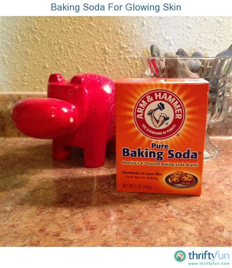 baking soda for skin picture 10