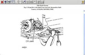 how to change cv joint on a 1993 picture 2