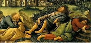 jesus sleep picture 9
