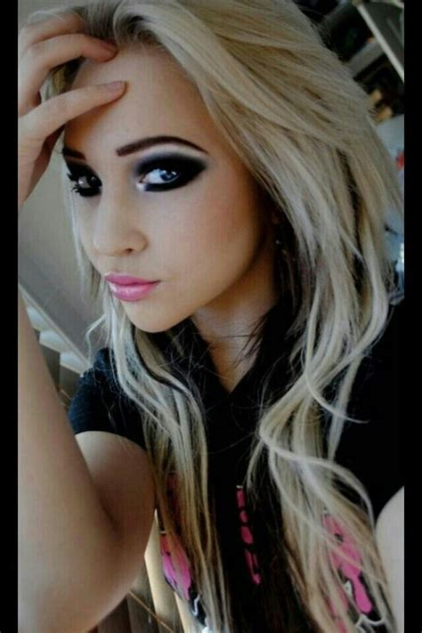 blonde and black hair picture 14
