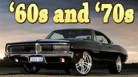 cheap 60's muscle cars picture 7
