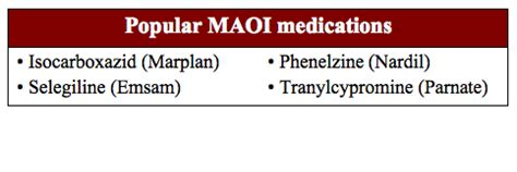 safe diet for maoi inhibitors patients picture 17
