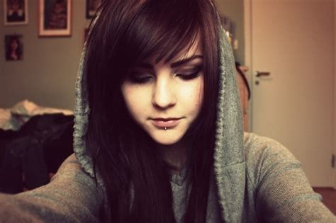 emo girl hair picture 7
