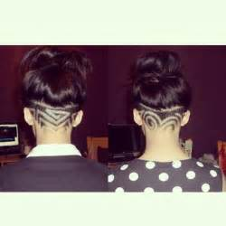 womens long hair shave picture 7