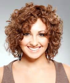 curly wavy hair short picture 3